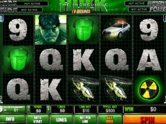 The Incredible Hulk 50 Lines 77tragamonedas.com Playtech 1/5