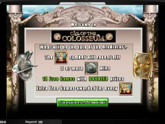 Call of the Colosseum - Amaya