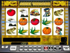 Aztec Treasure - Gaminator
