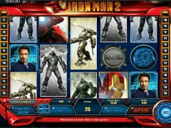 Iron Man 77tragamonedas.com GamesOS 1/5
