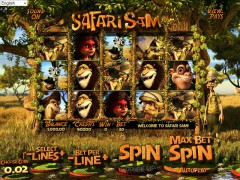 Safari Sam - Betsoft