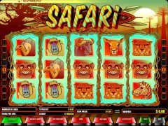 Safari - Leander Games
