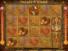 Valley of the Kings - Genesis Gaming
