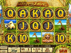 Big Game Safari 77tragamonedas.com MultiSlot 1/5