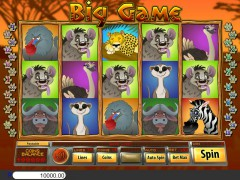 Big Game - Betonsoft
