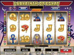 Labyrinth of Egypt - Pro Wager Systems