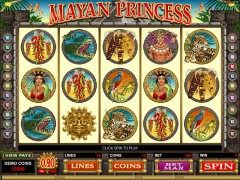 Mayan Princess - Quickfire