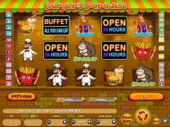 Burgers Paradise - Wirex Games