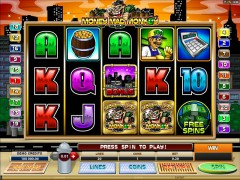 Money Mad Monkey - Microgaming
