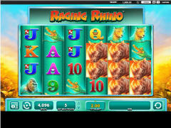 Raging Rhino 77tragamonedas.com William Hill Interactive 1/5