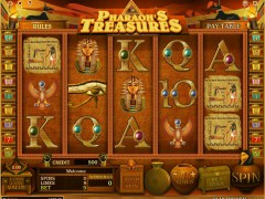 Pharaoh's Treasures - iSoftBet