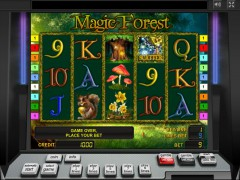 Magic Forest - Gaminator
