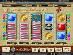 Treasure Island - Espresso Games