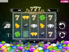 777 Diamonds 77tragamonedas.com MrSlotty 1/5