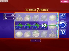 Classic7Fruits 77tragamonedas.com MrSlotty 2/5