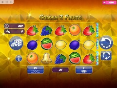 Golden7Fruits 77tragamonedas.com MrSlotty 1/5