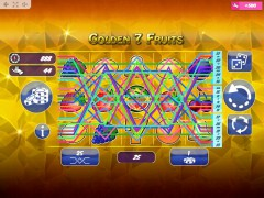 Golden7Fruits 77tragamonedas.com MrSlotty 4/5