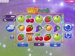 Wild7Fruits 77tragamonedas.com MrSlotty 1/5