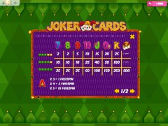 Joker Cards 77tragamonedas.com MrSlotty 5/5