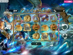 Zeus the Thunderer 77tragamonedas.com MrSlotty 1/5