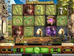 Jack and The Beanstalk 77tragamonedas.com NetEnt 2/5