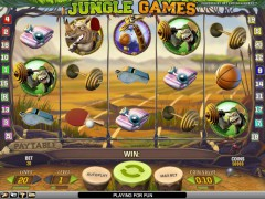 Jungle Games - NetEnt
